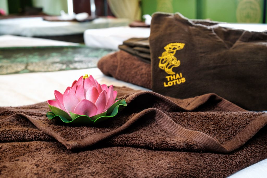 Thai Lotus SPA salons Rīgā